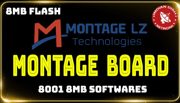 montage 8mb software